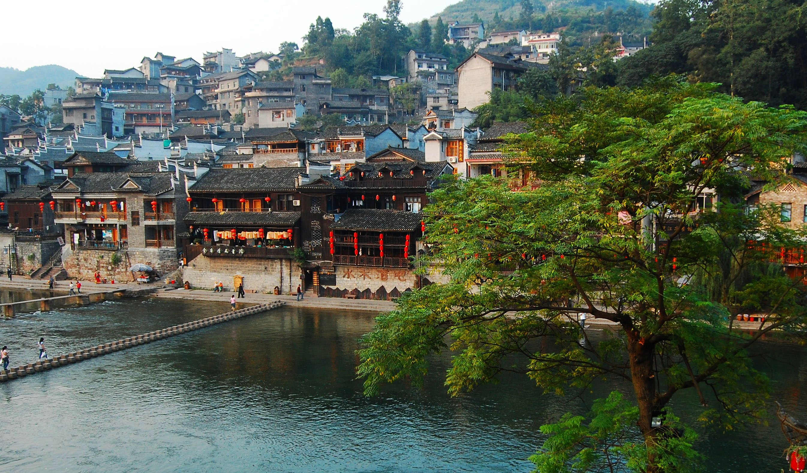 Fenghuang (Phoenix) China  city pictures gallery : Phoenix – FengHuang 鳳凰 Ancient City, China | retireediary