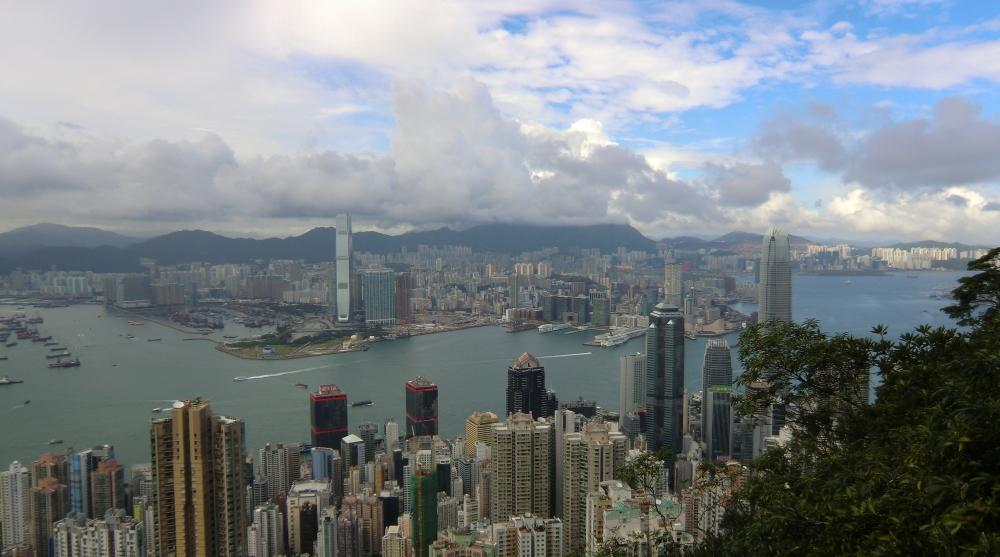 A Stroll Round Victoria Peak, Hong Kong (4/6)