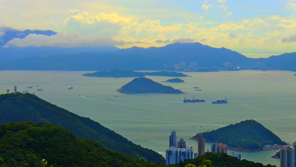 A Stroll Round Victoria Peak, Hong Kong (5/6)