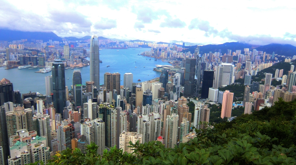 A Stroll Round Victoria Peak, Hong Kong (1/6)