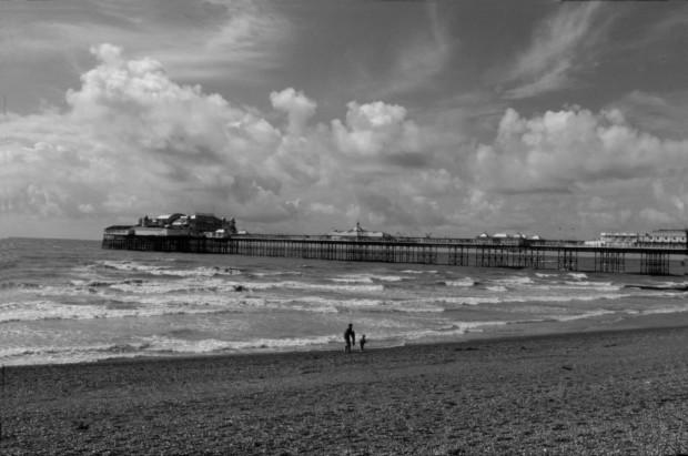 Brighton B&W