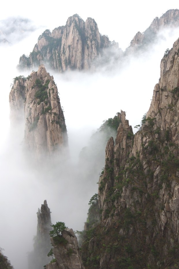 HuangShan – the Sea of Clouds | retireediary