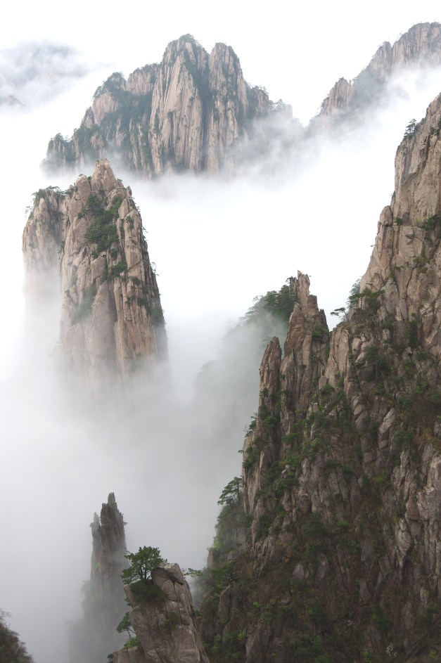HuangShan - the Sea of Clouds